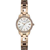 orologio solo tempo donna Guess Rose Gold W0568L3