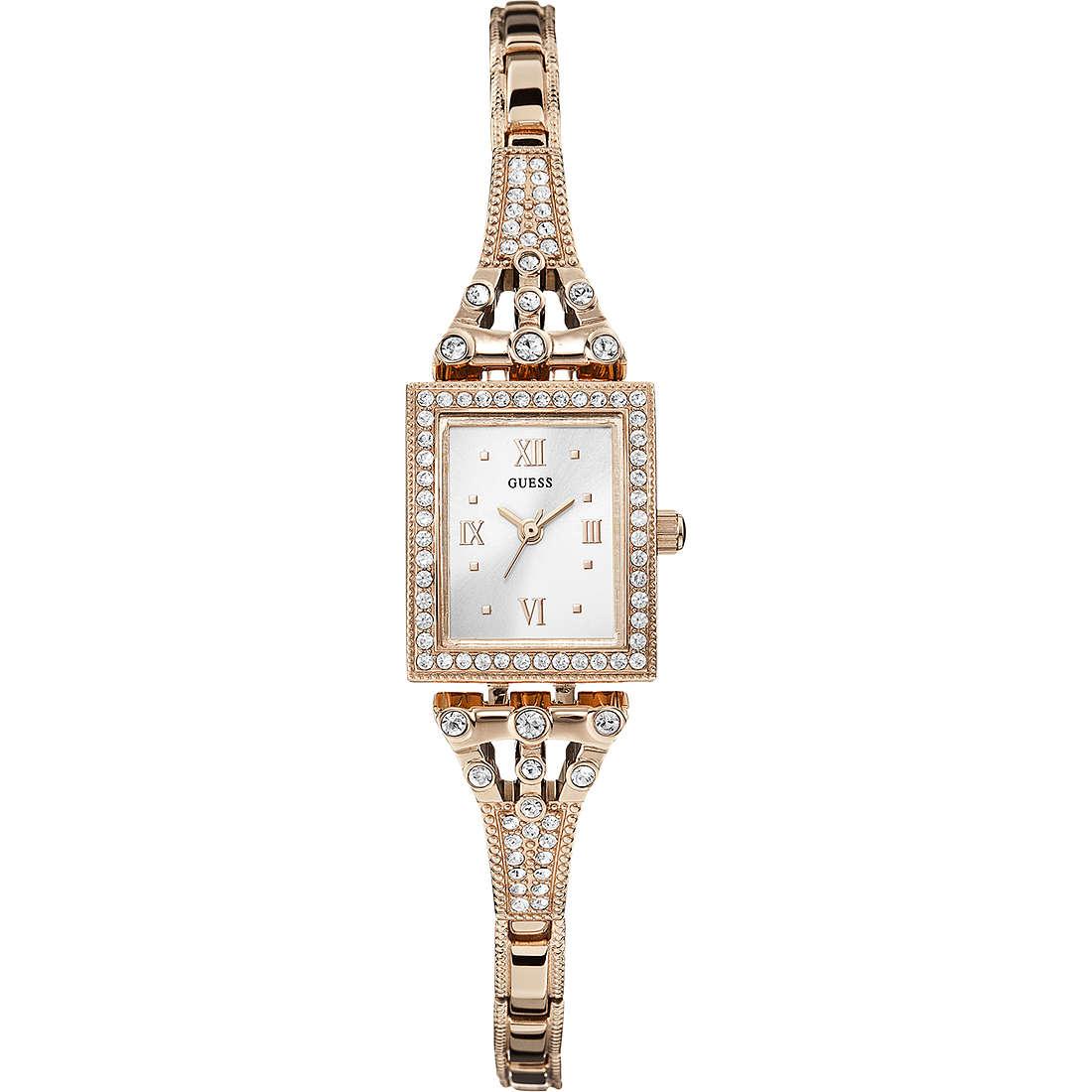 orologio solo tempo donna Guess Scarlett W0430L3
