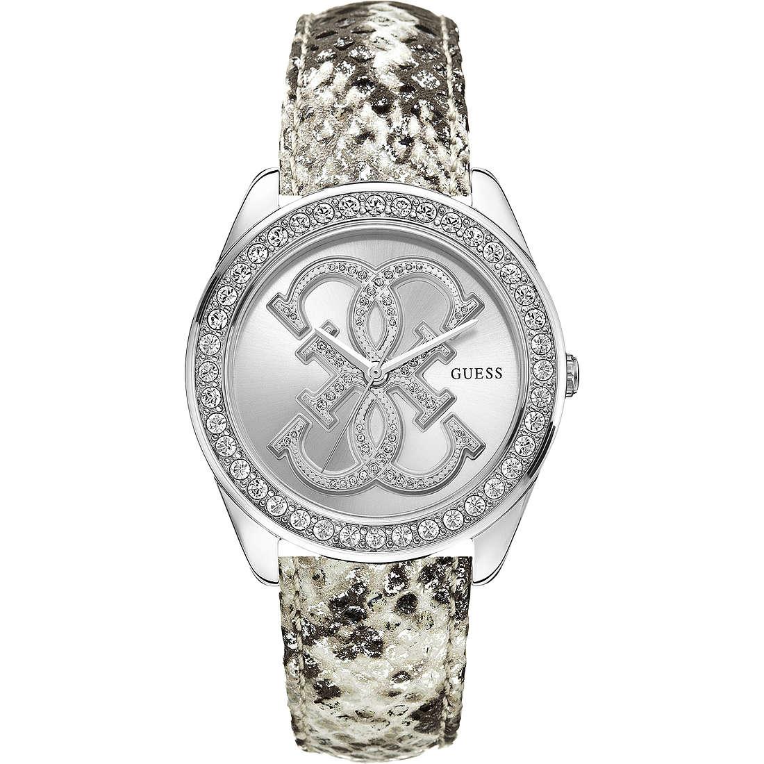 orologio solo tempo donna Guess Settembre 2013 W0023L3