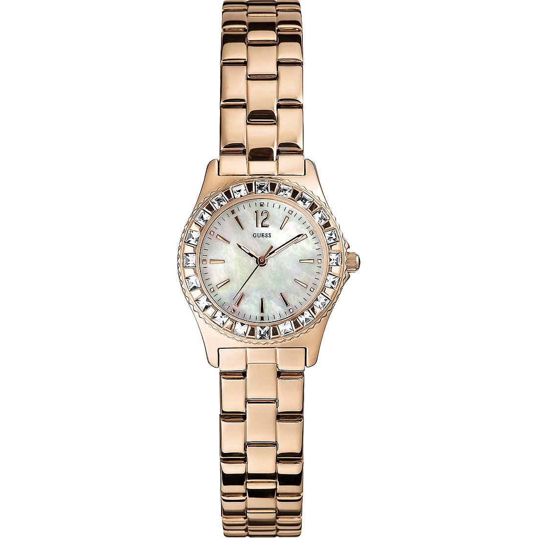orologio solo tempo donna Guess Settembre 2013 W0025L3