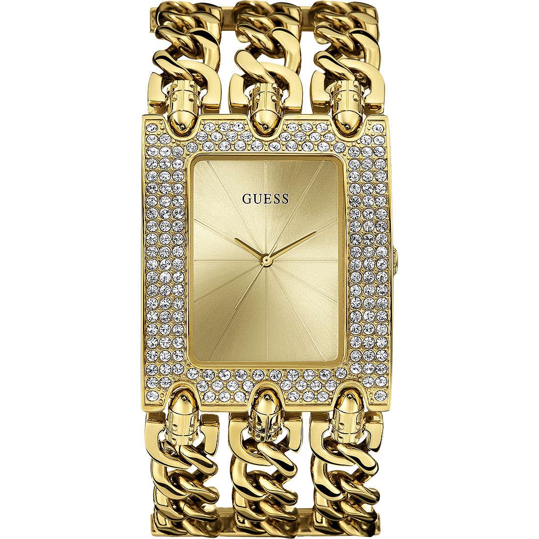 orologio solo tempo donna Guess Settembre 2013 W0085L1