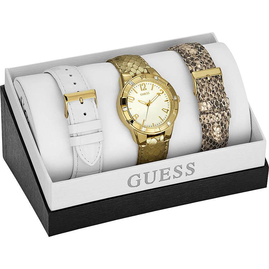 orologio solo tempo donna Guess Settembre 2013 W0163L2