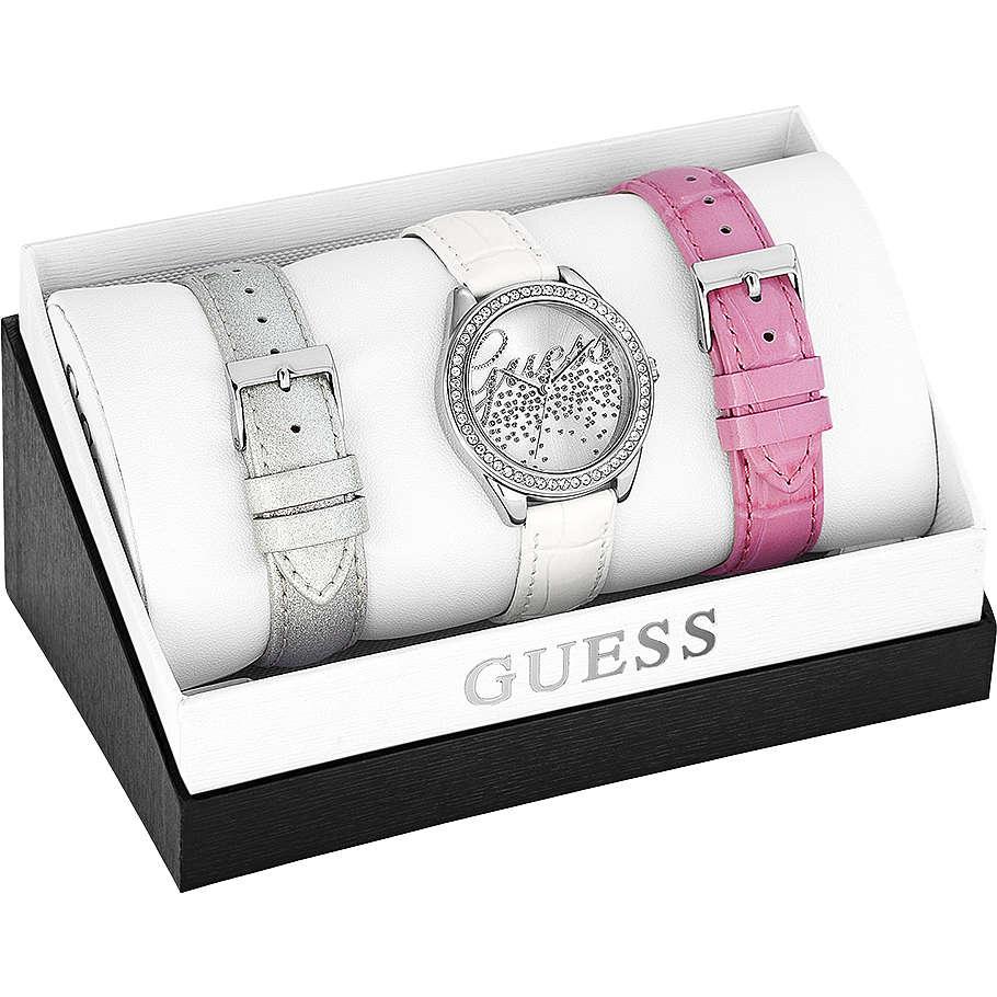 orologio solo tempo donna Guess Settembre 2013 W0201L2