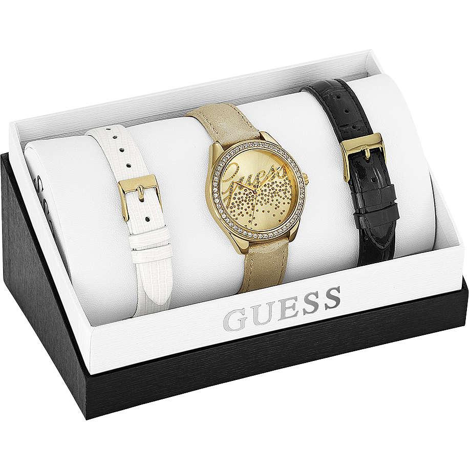 orologio solo tempo donna Guess Settembre 2013 W0201L3
