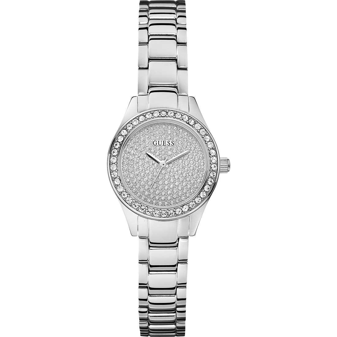 orologio solo tempo donna Guess Settembre 2013 W0230L1