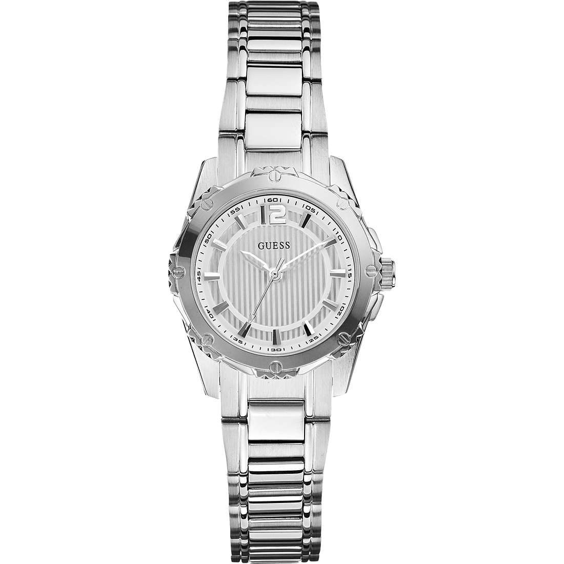 orologio solo tempo donna Guess Settembre 2013 W0234L1