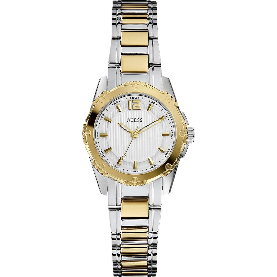 orologio solo tempo donna Guess Settembre 2013 W0234L3