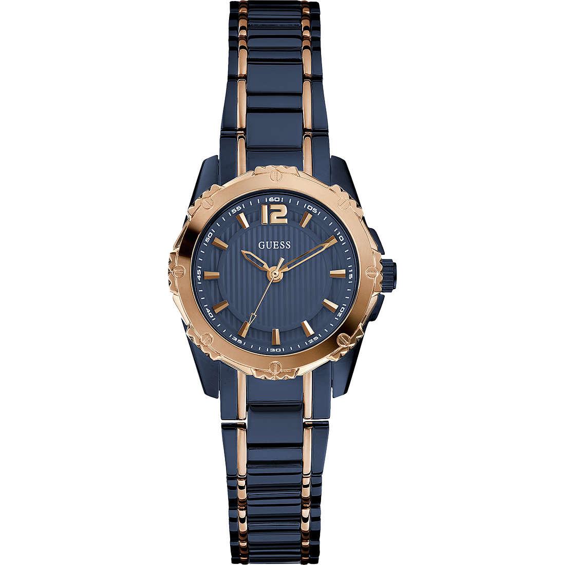 orologio solo tempo donna Guess Settembre 2013 W0234L4