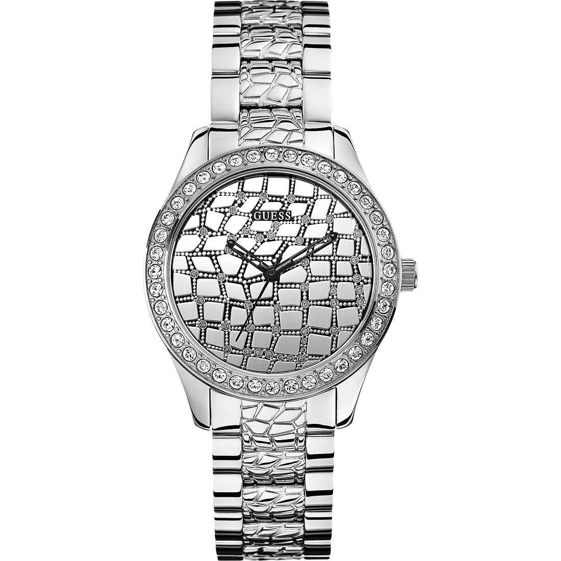 orologio solo tempo donna Guess Settembre 2013 W0236L1