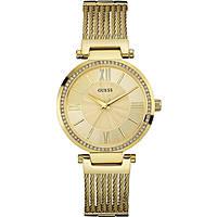 orologio solo tempo donna Guess Soho W0638L2