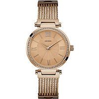 orologio solo tempo donna Guess Soho W0638L4