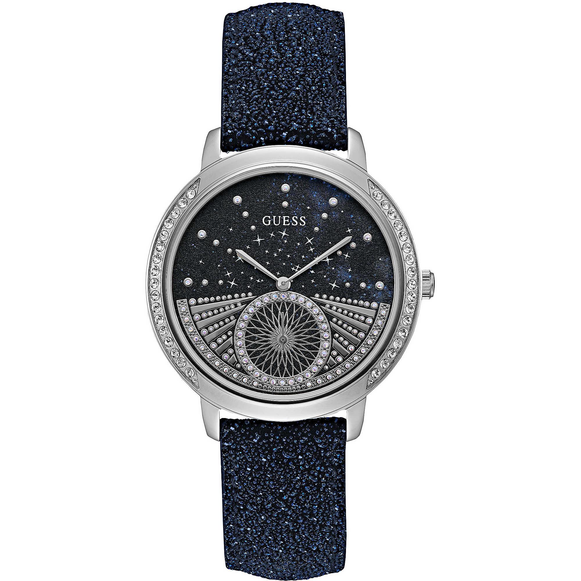 dad7a200e9b9f9 orologio solo tempo donna Guess Stargazer W1005L1 orologio solo tempo donna  Guess Stargazer W1005L1