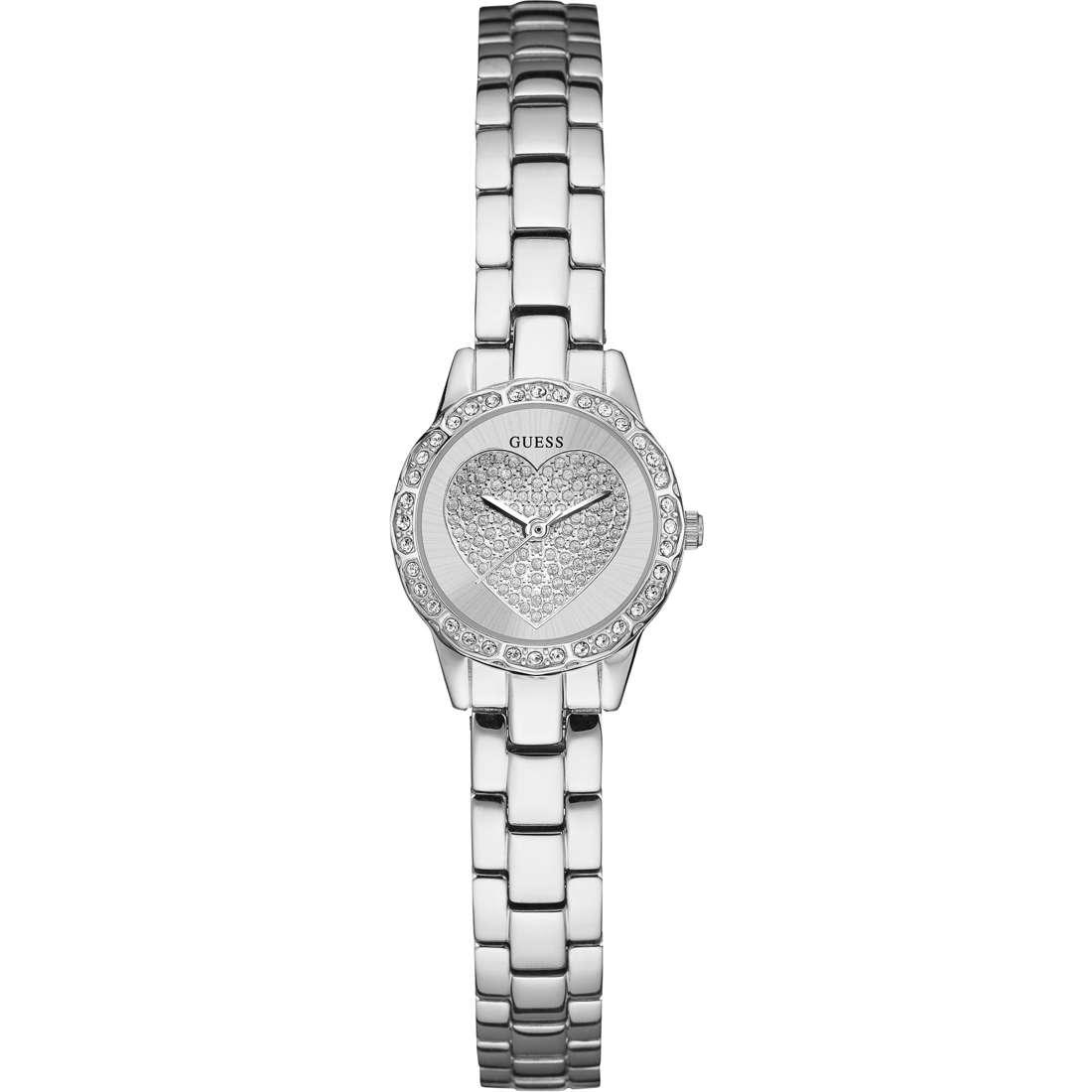 orologio solo tempo donna Guess Sweetheart W0730L1