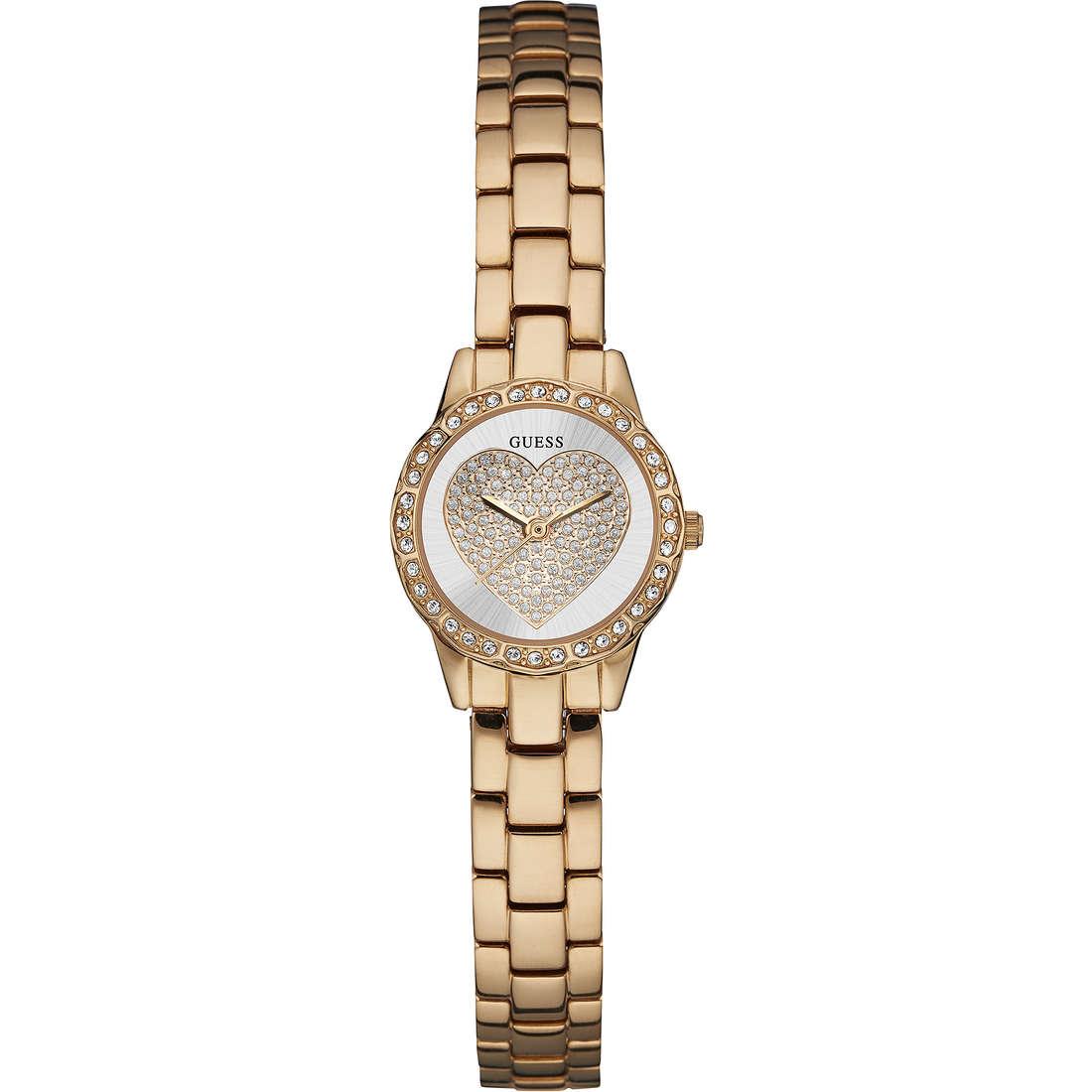 orologio solo tempo donna Guess Sweetheart W0730L3