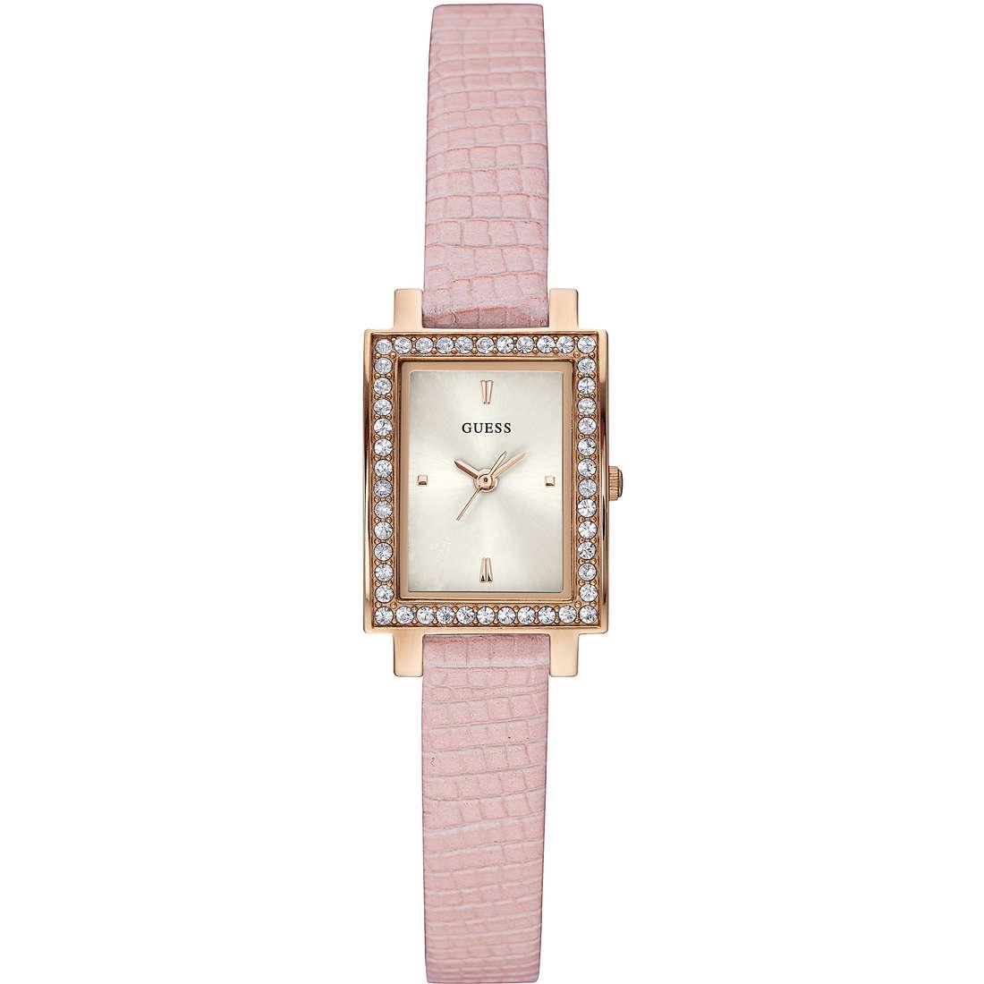 orologio solo tempo donna Guess Sweetheart W0734L4