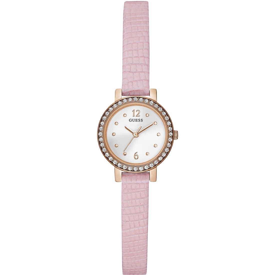 orologio solo tempo donna Guess Sweetheart W0735L4