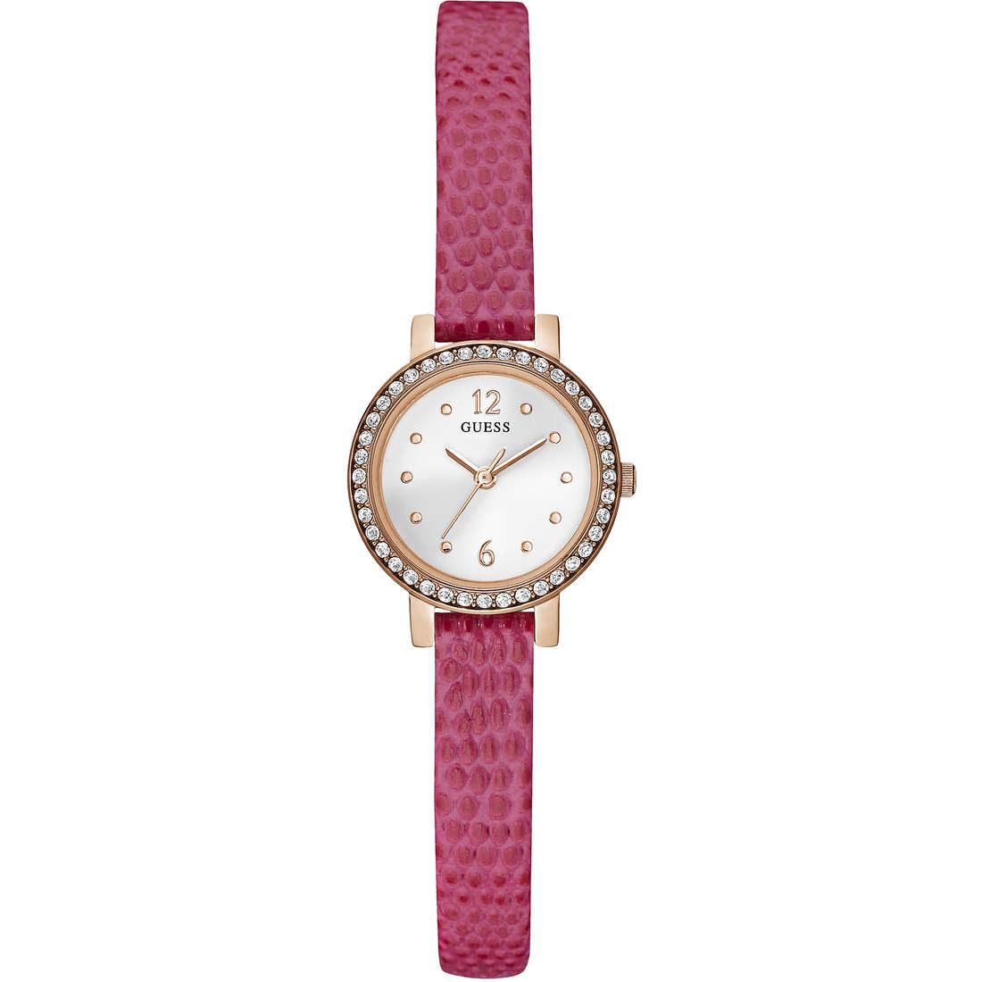orologio solo tempo donna Guess Sweetheart W0735L5