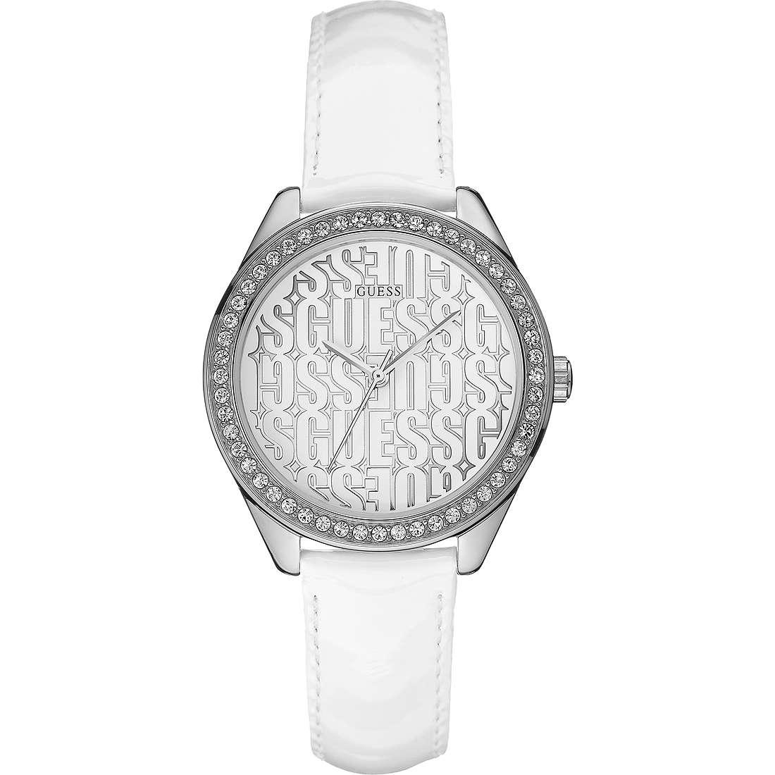 orologio solo tempo donna Guess Trend Blue W0560L1
