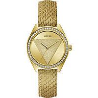 orologio solo tempo donna Guess Tri Glitz W0884L5