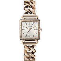 orologio solo tempo donna Guess Vanity W1030L4