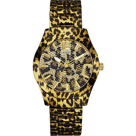 orologio solo tempo donna Guess W0001L2