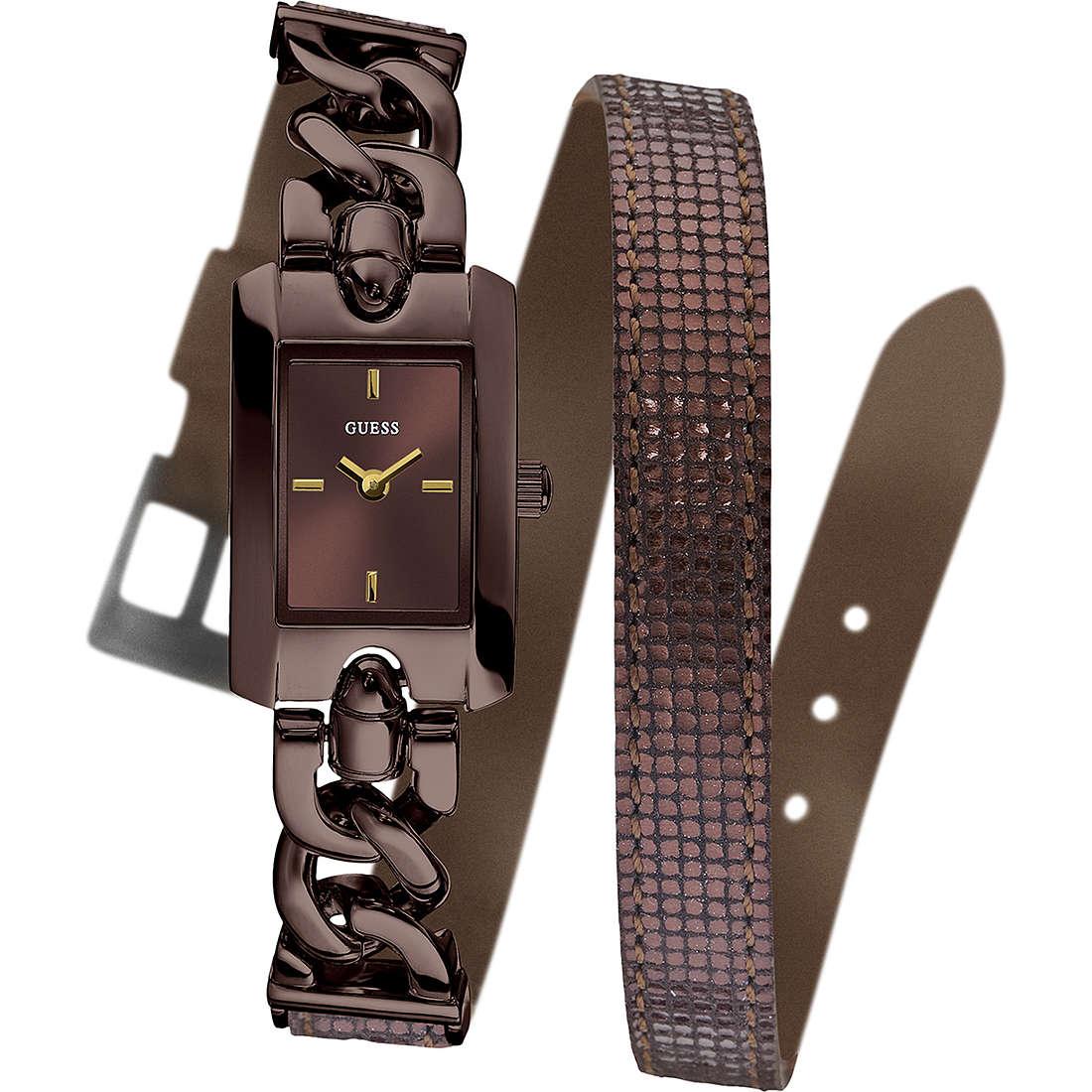 orologio solo tempo donna Guess W0053L4