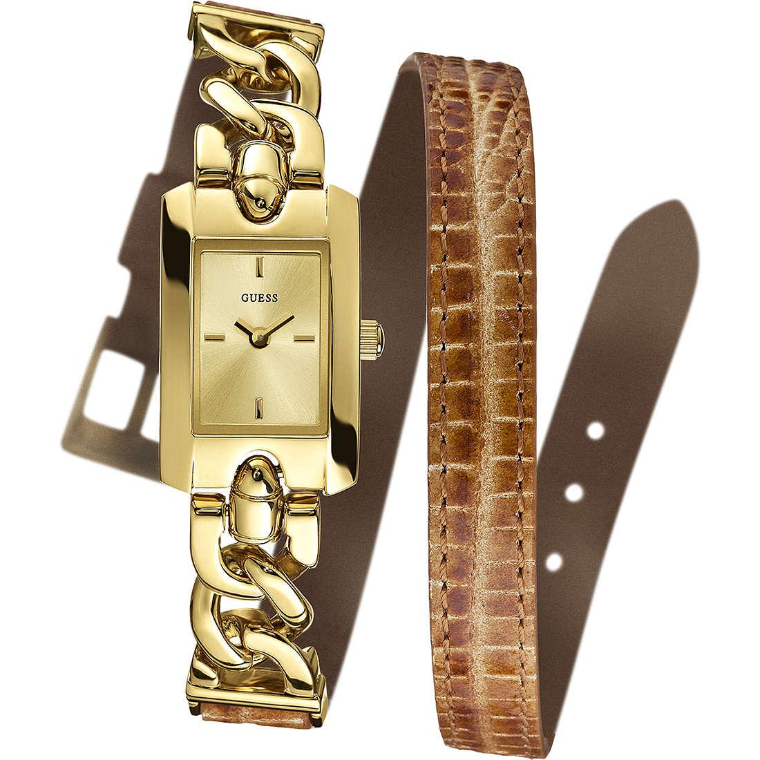 orologio solo tempo donna Guess W0053L6