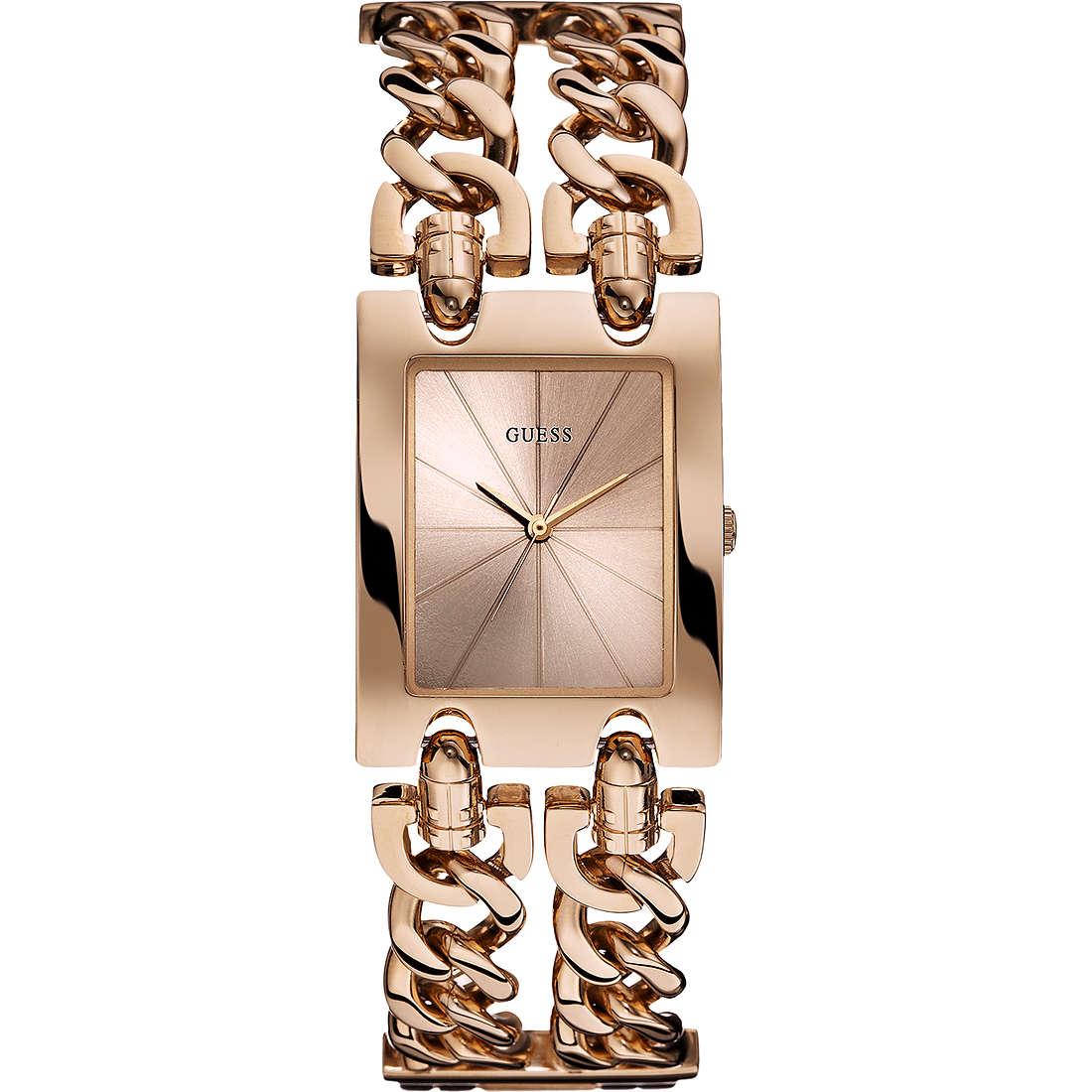orologio solo tempo donna Guess W0073L2