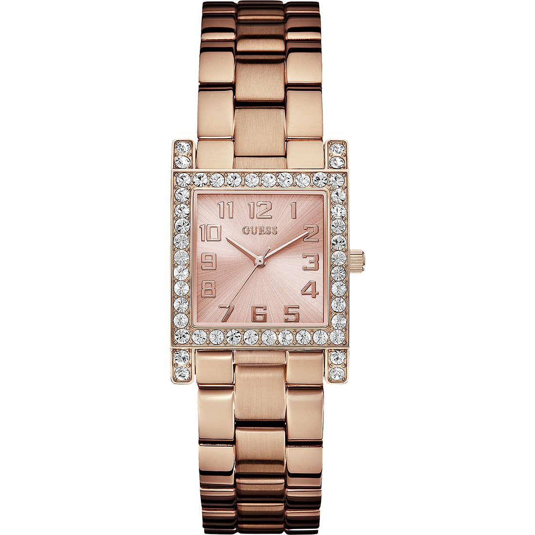 orologio solo tempo donna Guess W0128L3