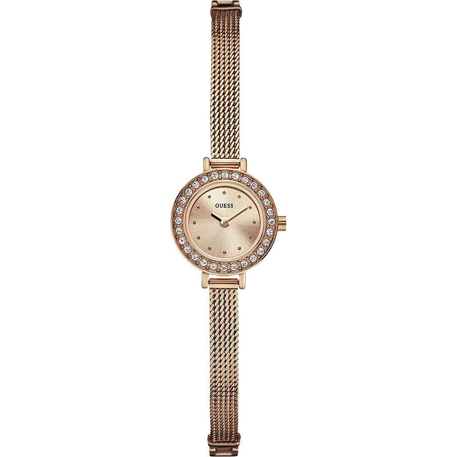 orologio solo tempo donna Guess W0133L3
