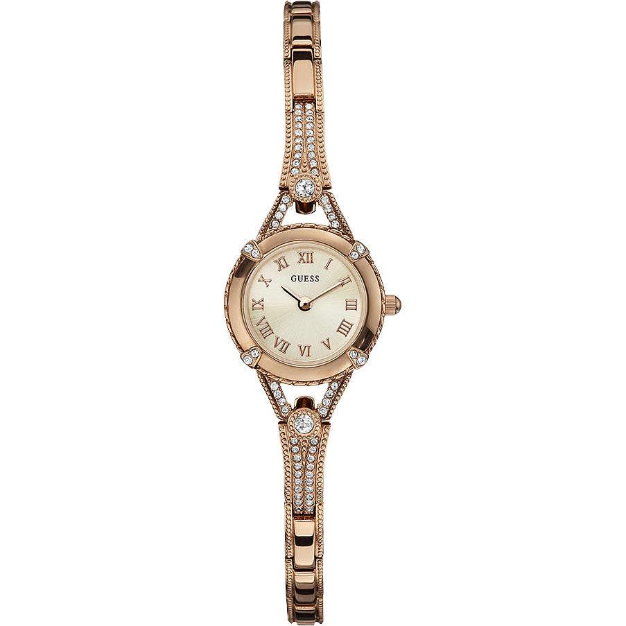 orologio solo tempo donna Guess W0135L3