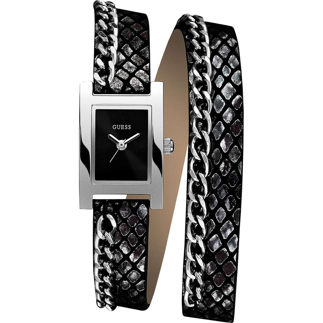 orologio solo tempo donna Guess W0154L1