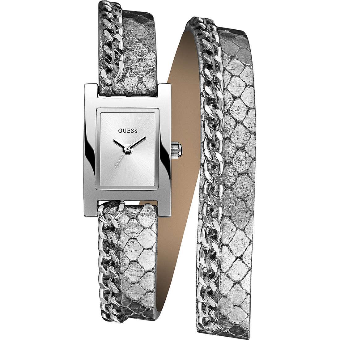 orologio solo tempo donna Guess W0154L2