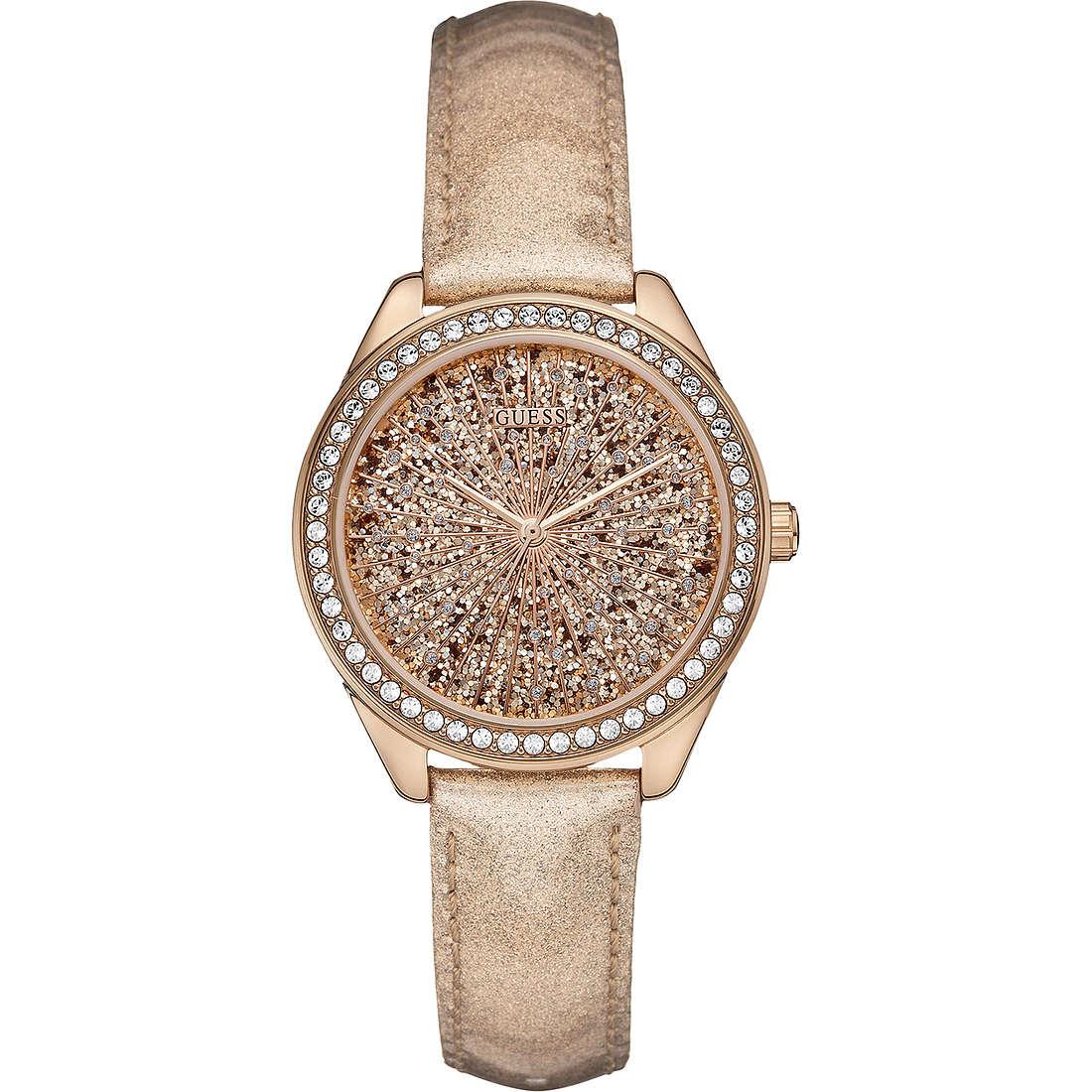 orologio solo tempo donna Guess W0156L1