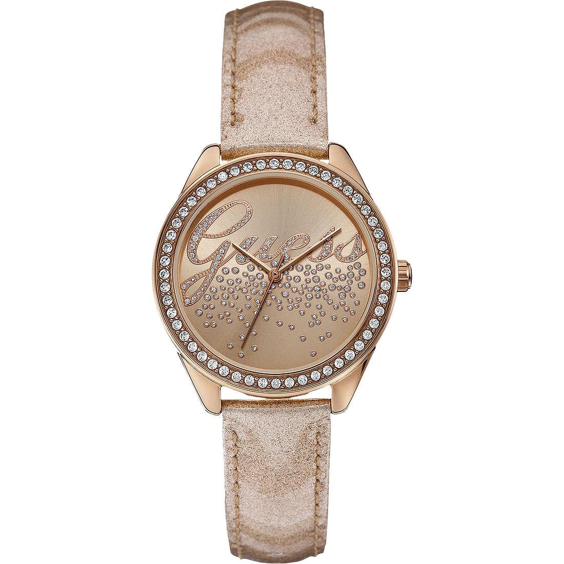 orologio solo tempo donna Guess W0161L1