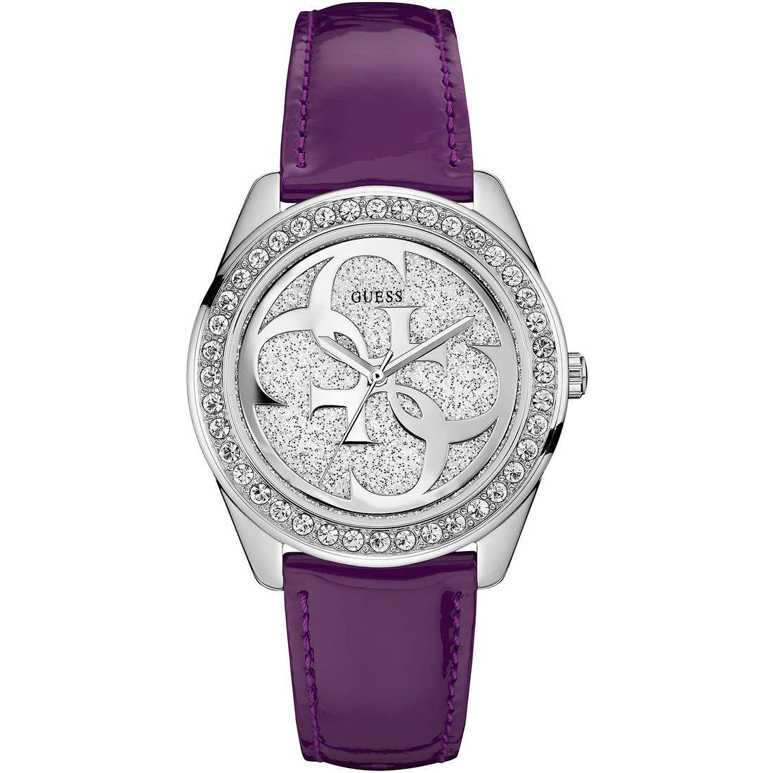 orologio solo tempo donna Guess W0627L8