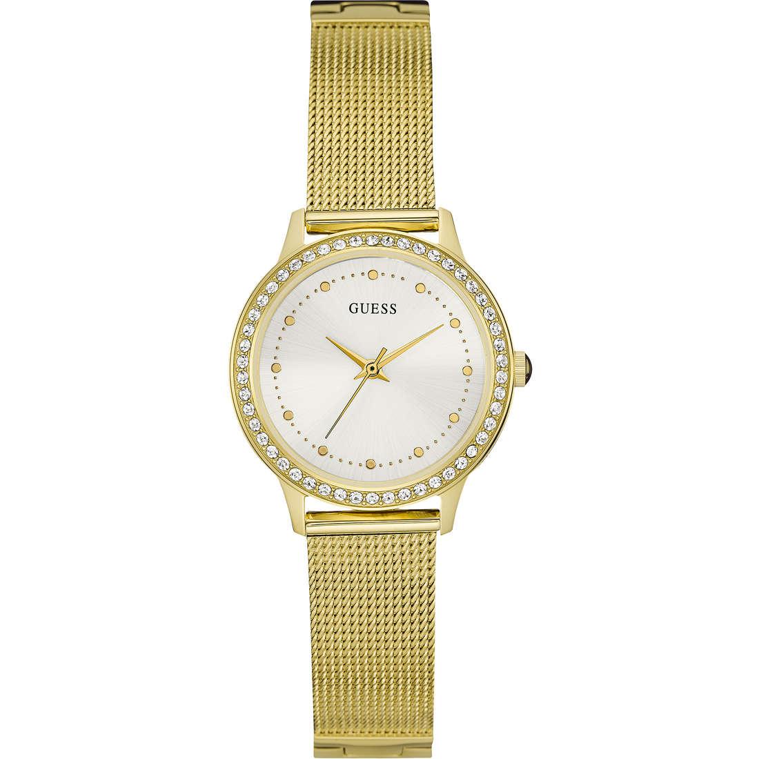 orologio solo tempo donna Guess W0647L7