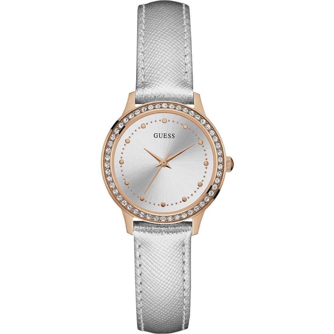 orologio solo tempo donna Guess W0648L11