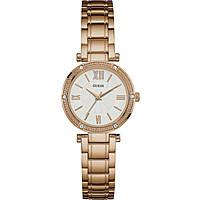 orologio solo tempo donna Guess W0767L3