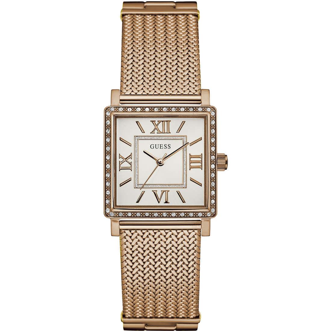 orologio solo tempo donna Guess W0826L3