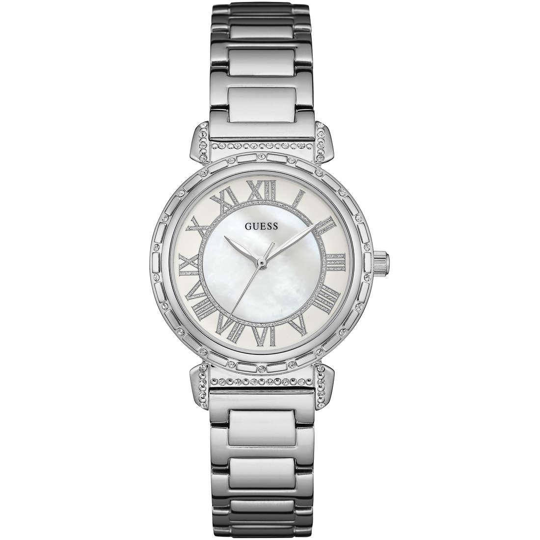 orologio solo tempo donna Guess W0831L1