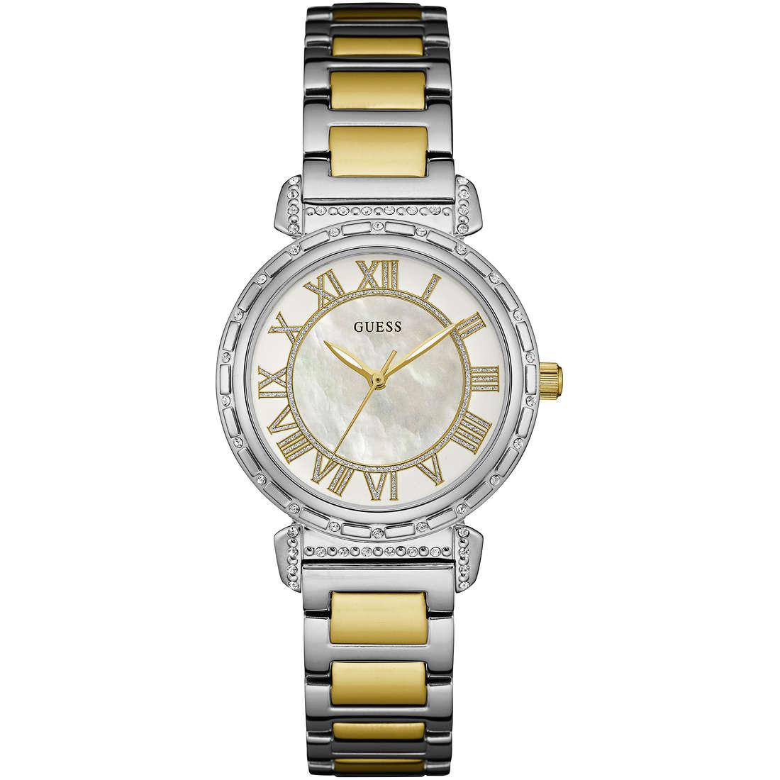 orologio solo tempo donna Guess W0831L3