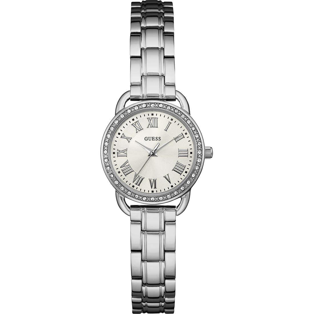 orologio solo tempo donna Guess W0837L1