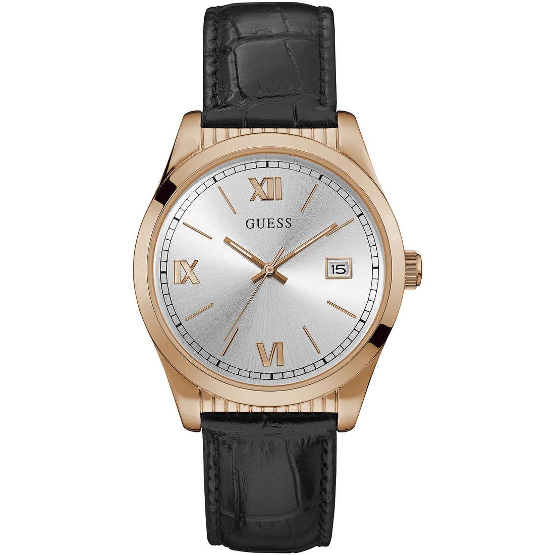 orologio solo tempo donna Guess W0874G2