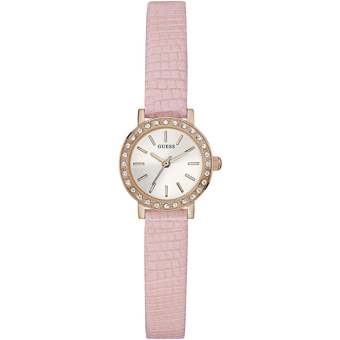 orologio solo tempo donna Guess W0885L5