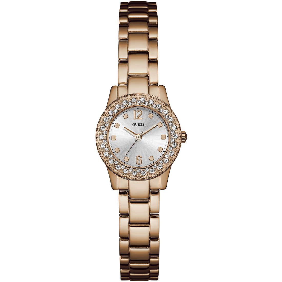 orologio solo tempo donna Guess W0889L3