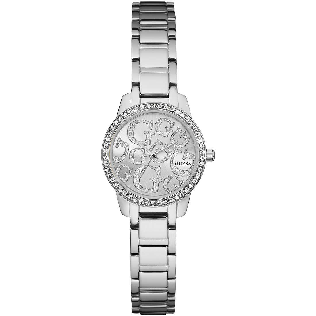 orologio solo tempo donna Guess W0891L1