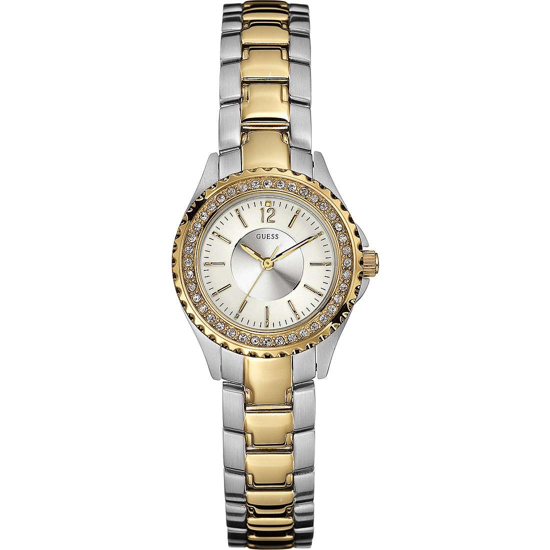 orologio solo tempo donna Guess W11068L2
