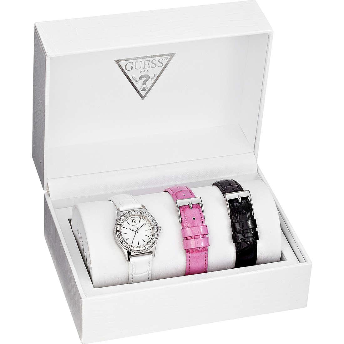 orologio solo tempo donna Guess W11180L1