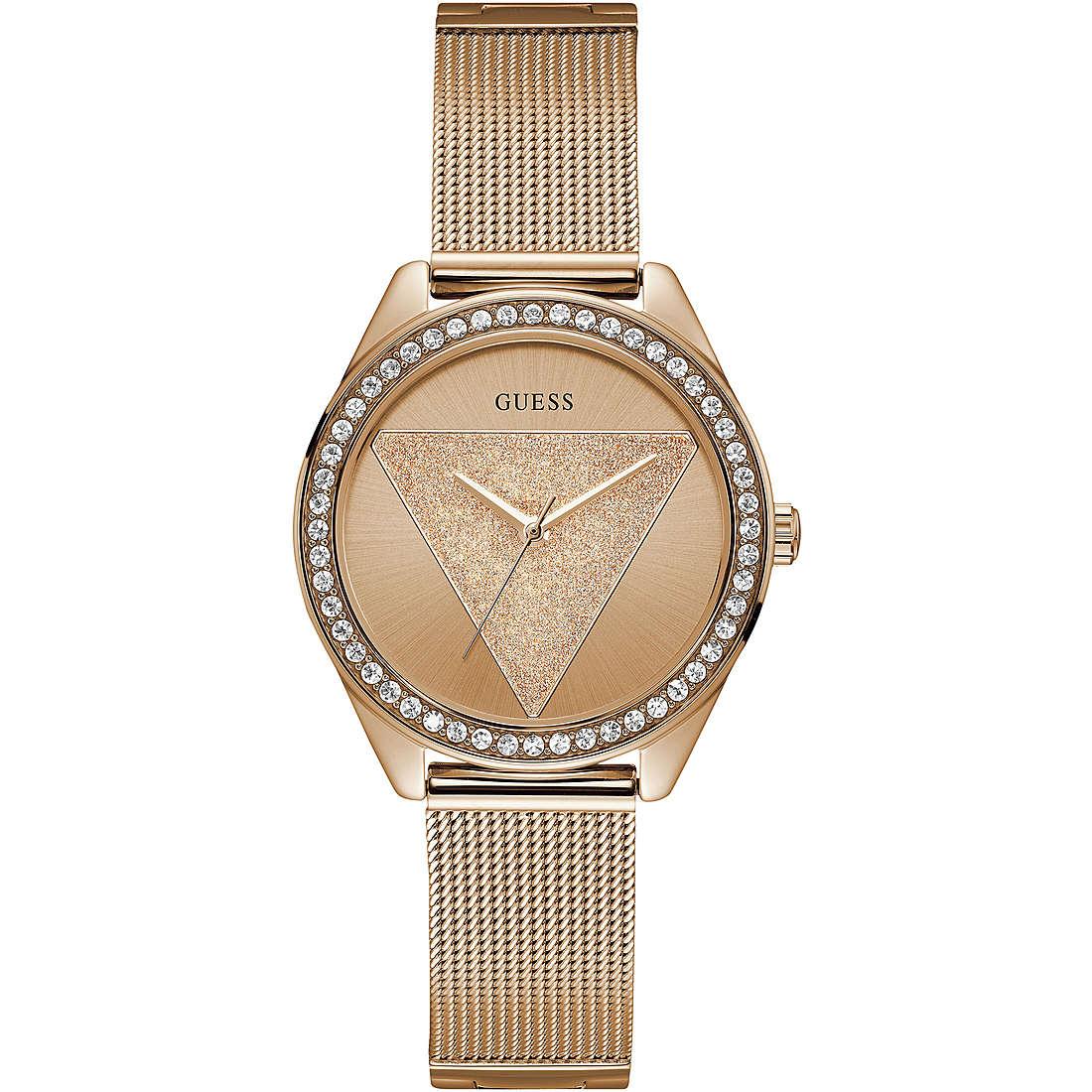 orologio solo tempo donna Guess W1142L4